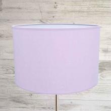 Lilac Table Lamp Shade